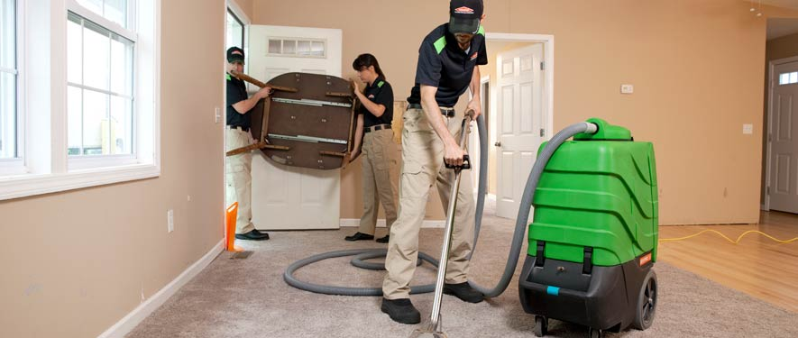 Turlock, CA residential restoration cleaning